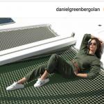 צילום מסך מתוך עמוד האינסטגרם רשמי של דניאל גרינברג