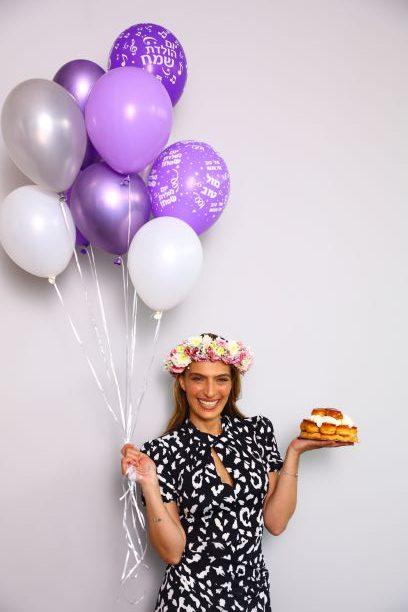 אילנית לוי חוגגת יום הולדת בצילומי גולברי