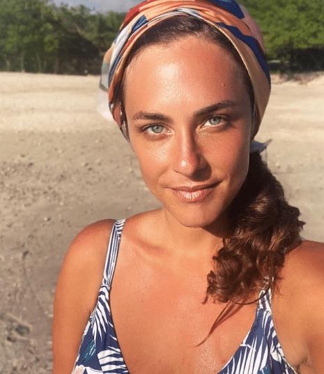 קרן פלס על החוף במקסיקו