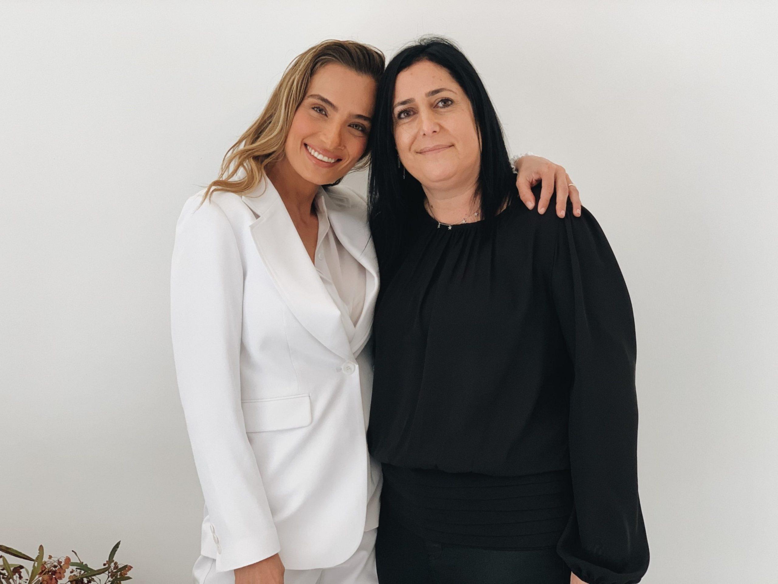 אילנית לוי וגולברי בקמפיין