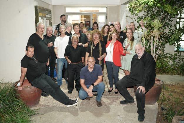 להקת הנחל חוגגת 70 שנה